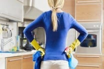 Cleaning Your Painted Kitchen Cabinets
