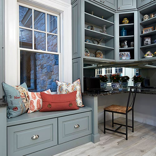 The Irresistible Window Seat Bench