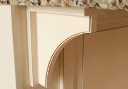 Carlton in Linen support shelf, shelving
