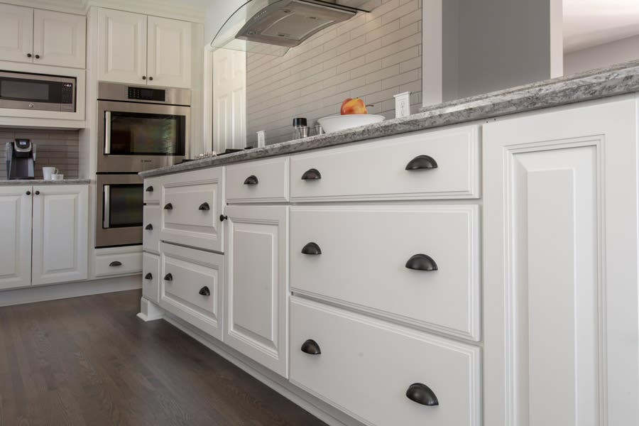 How to Place Cabinet Knobs and Pulls