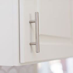 Where do I place cabinet hardware?