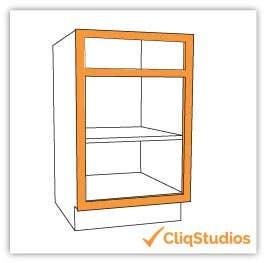 Framed Cabinet Construction