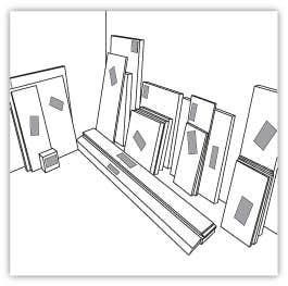 Ready-to-Assemble (RTA) Cabinets