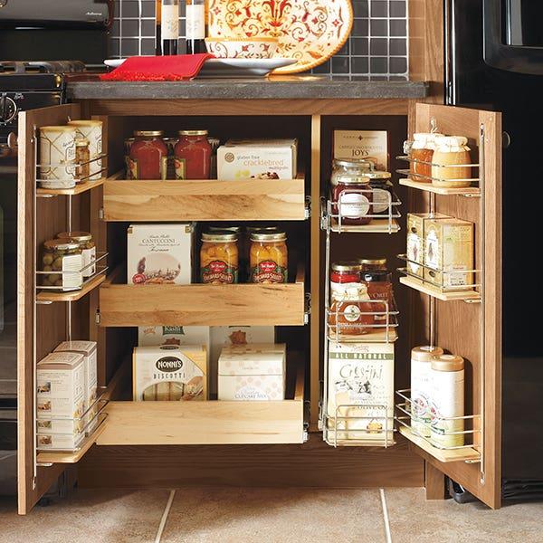 Base Pantry Cabinet