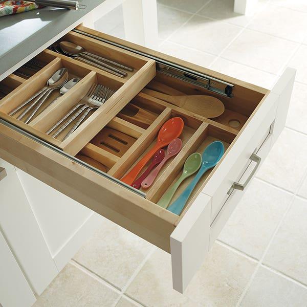 Cutlery Divider Drawer
