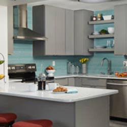 What are cabinet components?