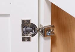 Door Hinges and Drawer Glides