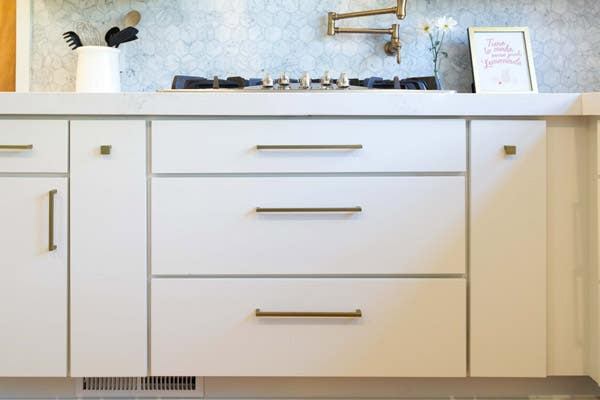 MDF is a good choice for painted surfaces, like doors.