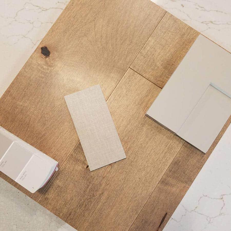 Kitchen bath concept boards