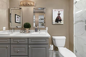 How to Create a Welcoming Guest Bath in Your Home