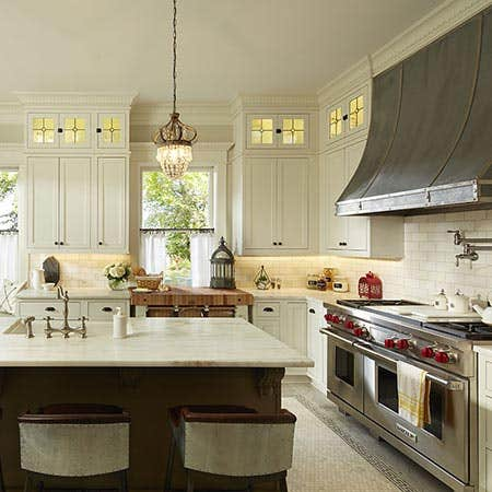 What's the difference between traditional, contemporary, and transitional kitchen design styles?
