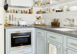 All about the kitchen, from design ideas to style trends
