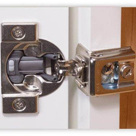 How do I adjust and align cabinet hardware?