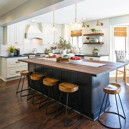 What is stock, custom, and semi-custom cabinetry?