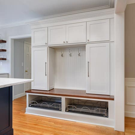 How to Use Cabinetry to Carry Your Style Throughout Your Home