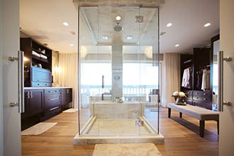 Top Three Tips For a Successful Bathroom Remodel