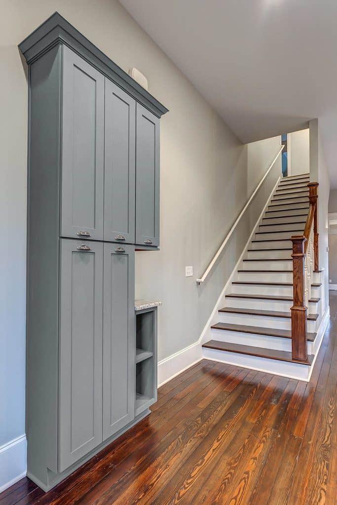 entryway mudroom cabinetry storage