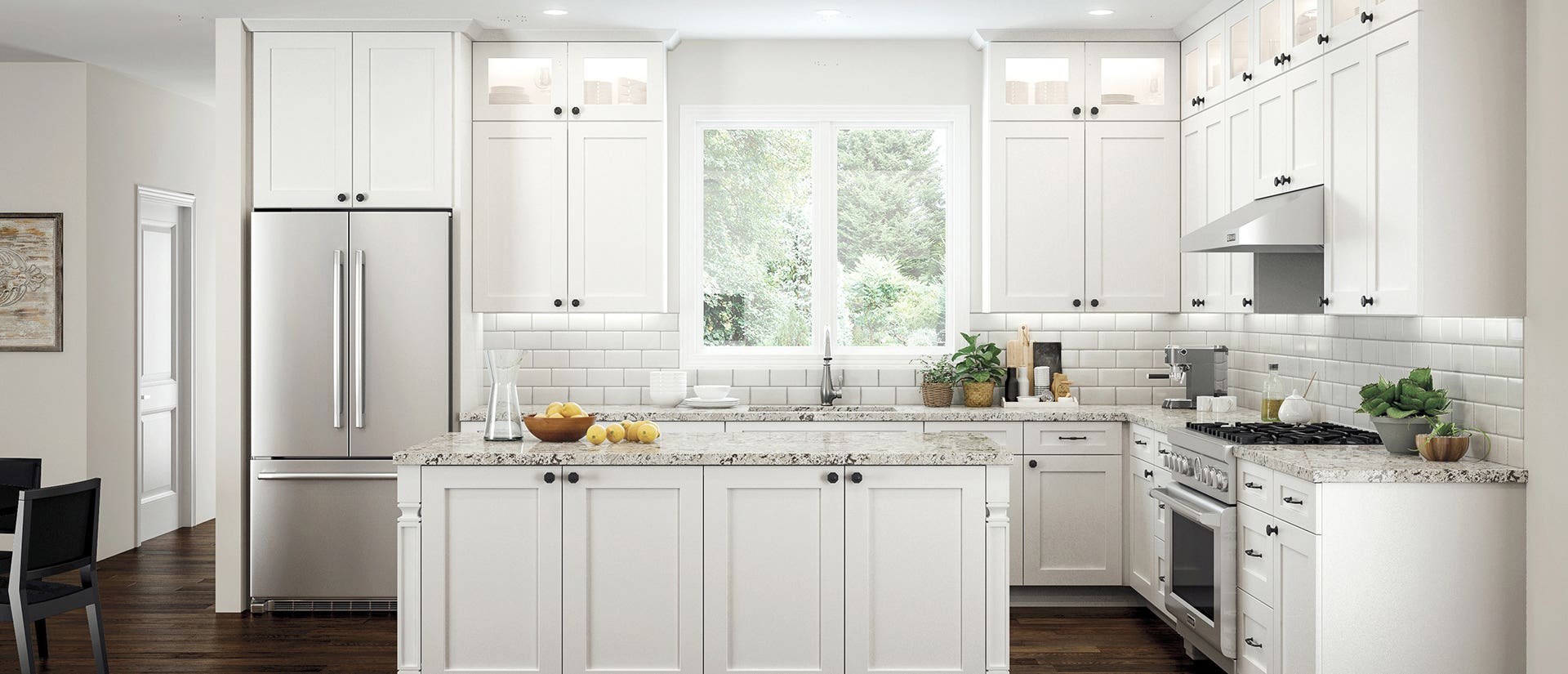 Craftsman Line Cabinets