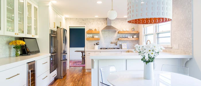 What's the process and timeline for a kitchen remodel?
