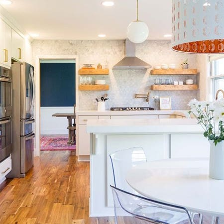 Click to learn about kitchen layouts