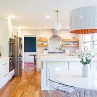 A step-by-step kitchen remodeling timeline.