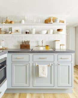HGTV Design Star Winner Transforms Small Kitchen