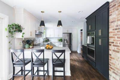Tailored and Modern New Jersey Kitchen