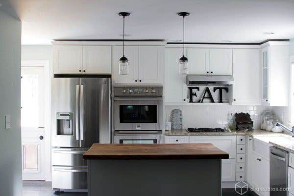 How To Select Appliances To Match Your Kitchen Cabinets Cliqstudios