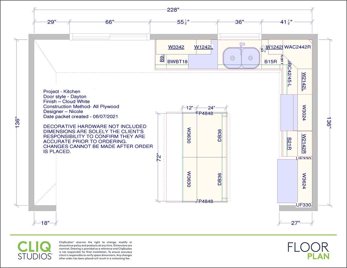 Ex Floorplan