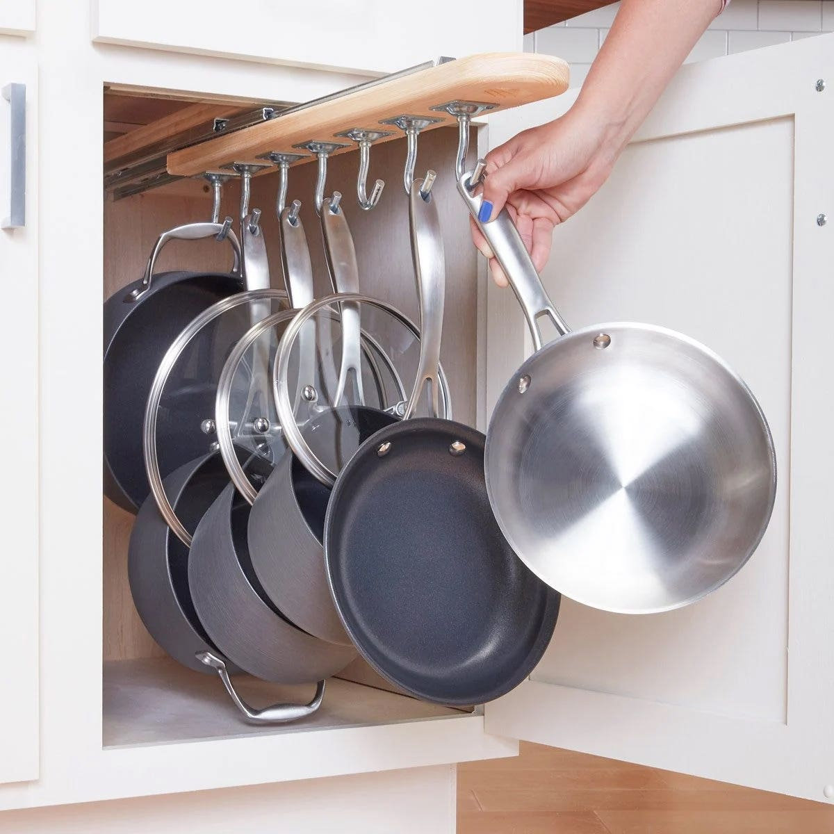 Pots and Pans Pull-Out