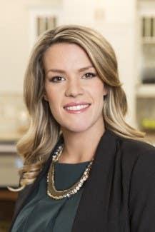 portrait of kitchen designer sammi lindemann