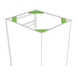 Furniture Board Braces