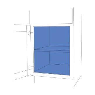 Melamine Interior